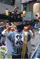 大稲荷神社祭典