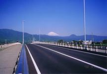 富士見大橋からの眺望